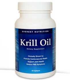 January 2013 for Krill oil versus fish oil