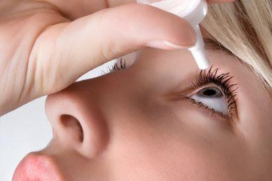 Vitamin A eye drops can help alleviate many eye problems.