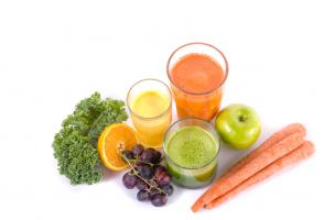 Many vegetables are high in vitamin A