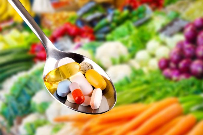 Spoonful of vitamins