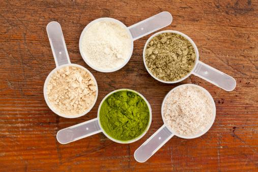 superfood supplement powders