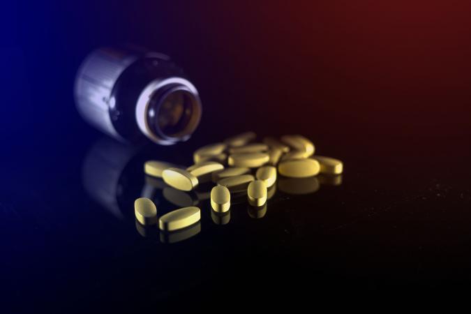 Vitamin tablets