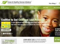 Green and Healthy Homes Website