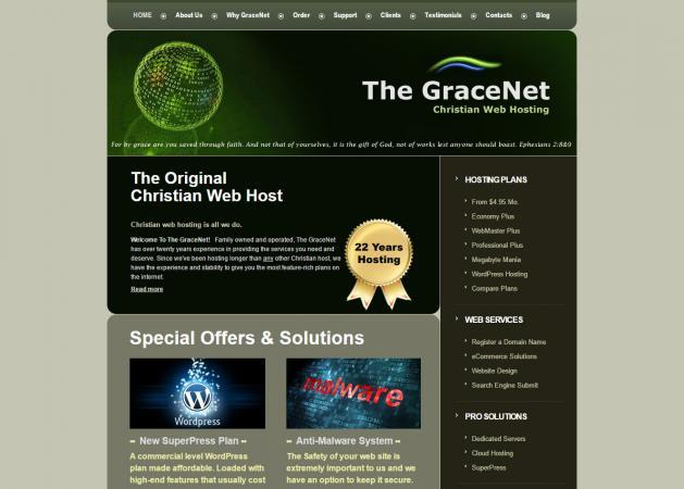 The GraceNet