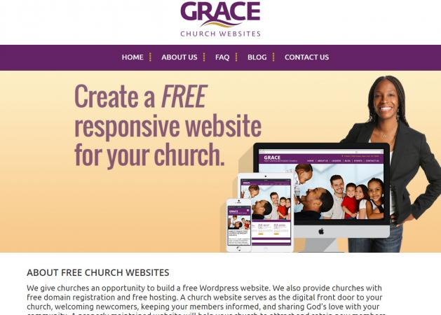 Grace Church Websites