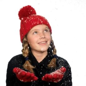 Falling Snow GIF