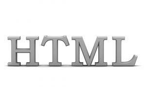 HTML!