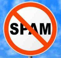 No Spamming!