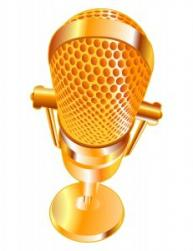 Microphone for Broadcasting