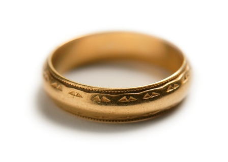 history of the wedding ring - Old Wedding Rings