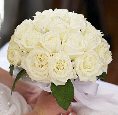 simple bouquets as a top rated design Rose Bridal Bouquets Last Slide
