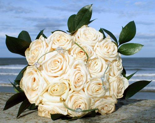 Beach Themed Wedding Bouquets Slideshow