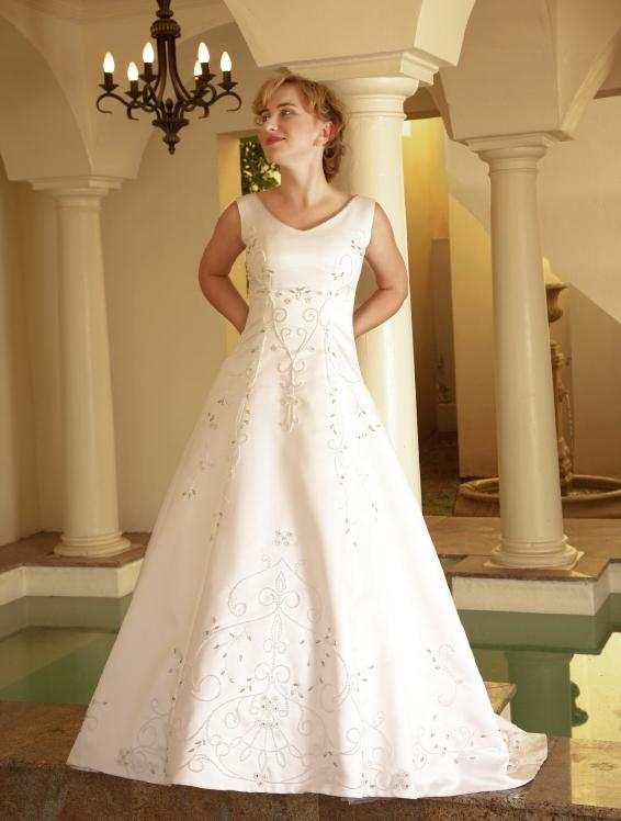 Wedding Dresses For Different Body Types Slideshow