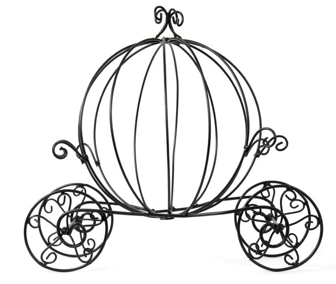 free cinderella carriage coloring pages - photo#35