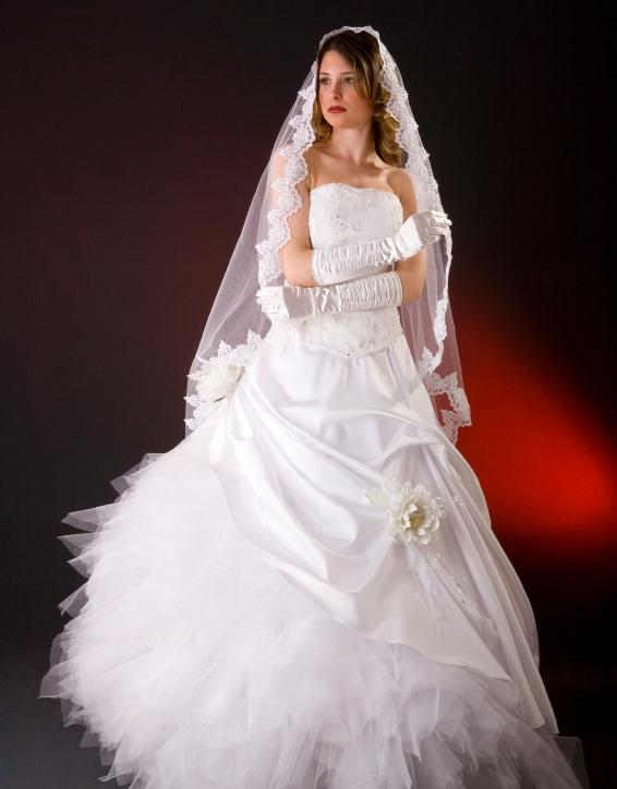 Formal ball gown wedding dresses many christmas weddings are more