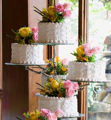 Spring wedding themes lovetoknow spring wedding themes junglespirit Choice Image