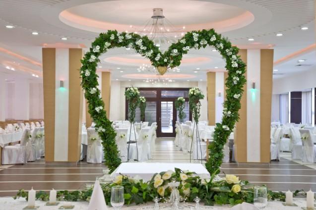 balloon decorations - Wedding Reception Decorations