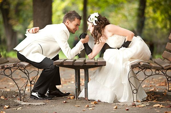 Crazy Wedding Pictures Slideshow