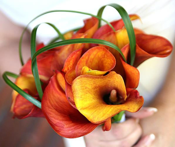 Simple Flower Bouquets For Weddings: Fall Wedding Bouquets [Slideshow]