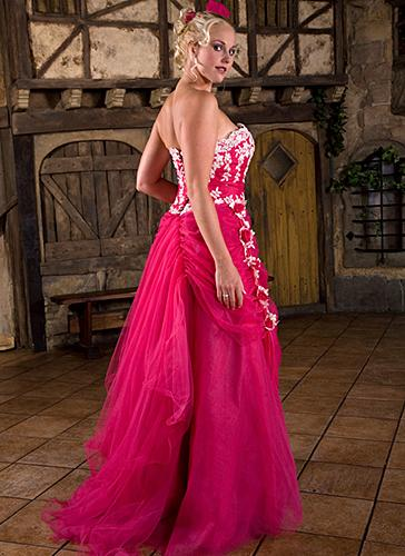 Pictures Of Colored Wedding Dresses Slideshow
