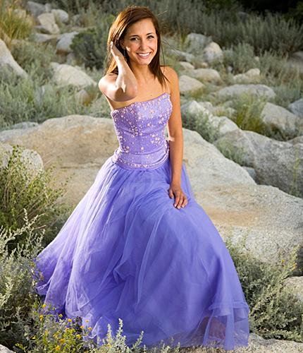 Pictures of colored wedding dresses slideshow for Colored casual wedding dresses