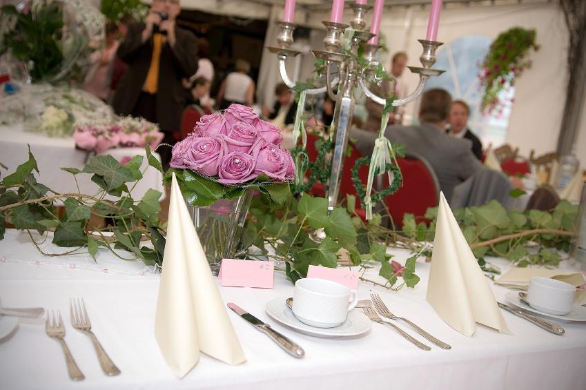 Photos of wedding reception decorations slideshow for Decoration jibs
