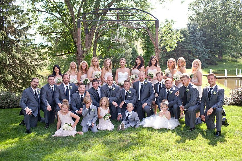 Wedding Party Pictures Slideshow