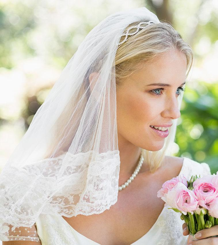 Wedding Veil Styles Slideshow