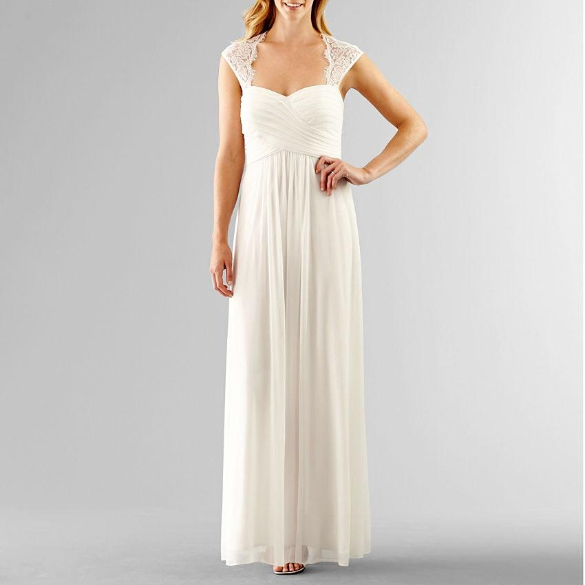 Casual 2nd Marriage Wedding Dresses: Informal Second Wedding Dress Pictures [Slideshow]