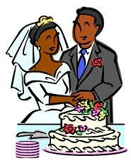 Free Wedding Clipart