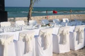 wiki beach wedding reception ideas
