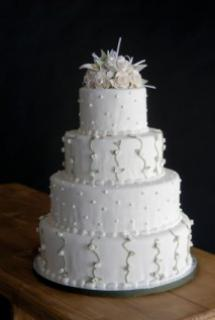 Wedding Decorations  Sale on Wilton Wedding Cakes