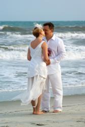 tea hem wedding dress