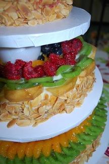 Tiered cheesecake image courtesy of keylimeyummies.com