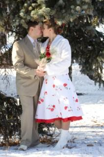 vintage winter wedding theme