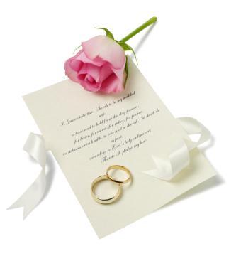 Contemporary vows