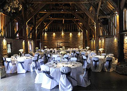 Barns Can Be Great Wedding Venues