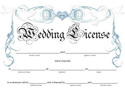 Weddings Printables Index Lovetoknow