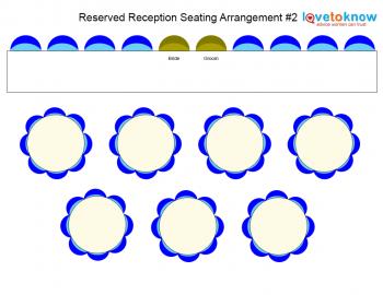 Blank Seating Arrangement 2