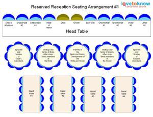 wedding seating arrangement 1