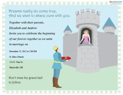 Creative Wording for Wedding Invitations – Funny Wedding Invitation Quotes