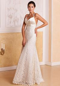 Second wedding gown