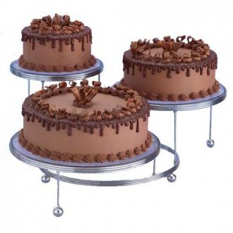Cakes and more 3-tier party stand