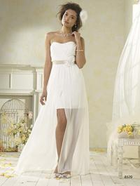 Alfred Angelo dress style 8529