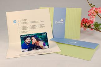 TisBest Wedding Charity Gift Card