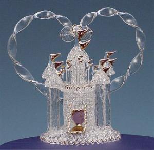 Glass Castle Topper