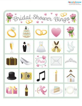 image regarding Free Printable Bridal Shower Bingo referred to as wedding ceremony speech bingo a person fab working day i as soon as realized a lady who