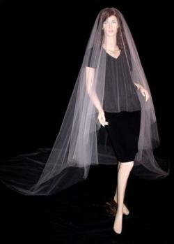 Drop veil