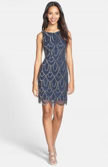 dress by Pisarro Nights