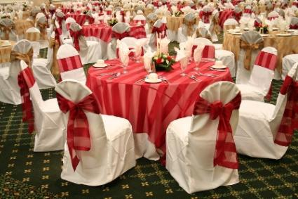 wedding reception layout ideas